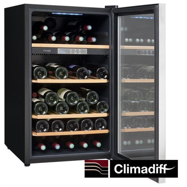 vinoteca-52-botellas-lasommeliere-cls50-climadiff