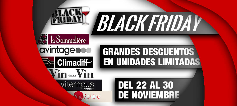 black friday en vinotecas baratas